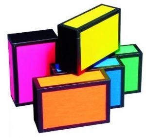 Henrys Cigar box - Neon