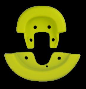 Qu-ax Bumpers voor eenwielerzadel (voor 2008)