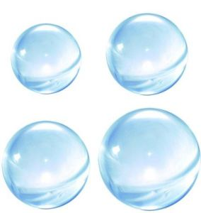 Acrylic Ball Cristal 80 mm