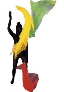 Henrys Jongleerdoekje 140 x 140 cm 100% Polyamid (groot)