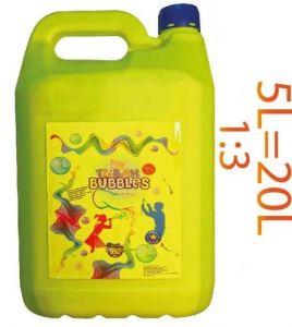 Tuban Geconcentreerde Zeepbellenvloeistof 5 liter