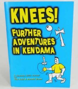 Knees! Kendama Boek (Engels)