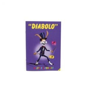 Mr. Babache boekje: Diabolo - Nederlands