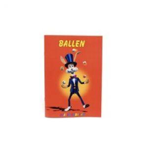 Mr. Babache boekje: Jongleren met ballen - Nederlands