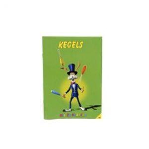 Mr. Babache boekje: Jongleren met kegels - Nederlands
