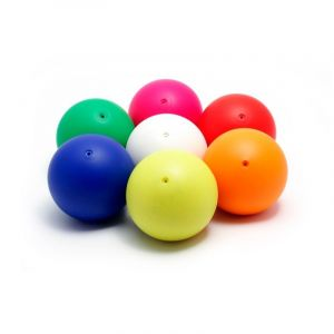 Play MMX Jongleerbal 67 mm 135 Gram UV Kleuren